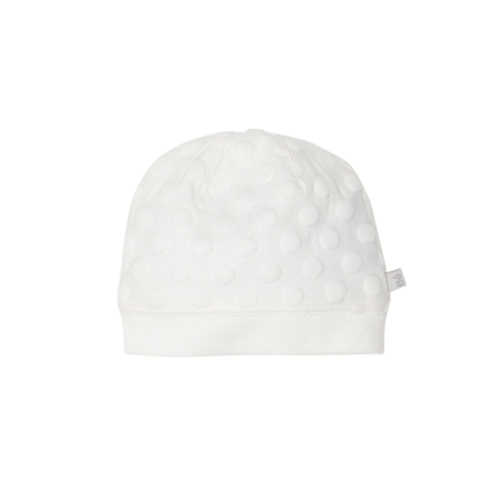 SPOT LAYETTE BEANIE - CLOUD