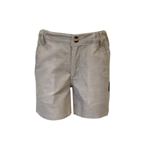 Love Henry - Boys Dress Shorts - Linen
