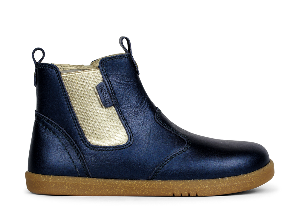 KID+ JODHPUR BOOT - NAVY SHIMMER