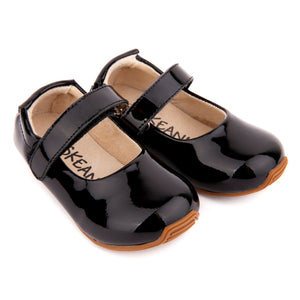 Skeanie - Mary Jane - Patent Black