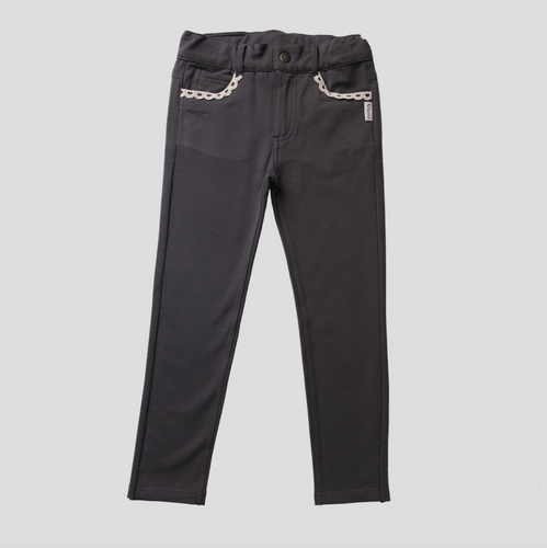 JEGGINGS - CHARCOAL