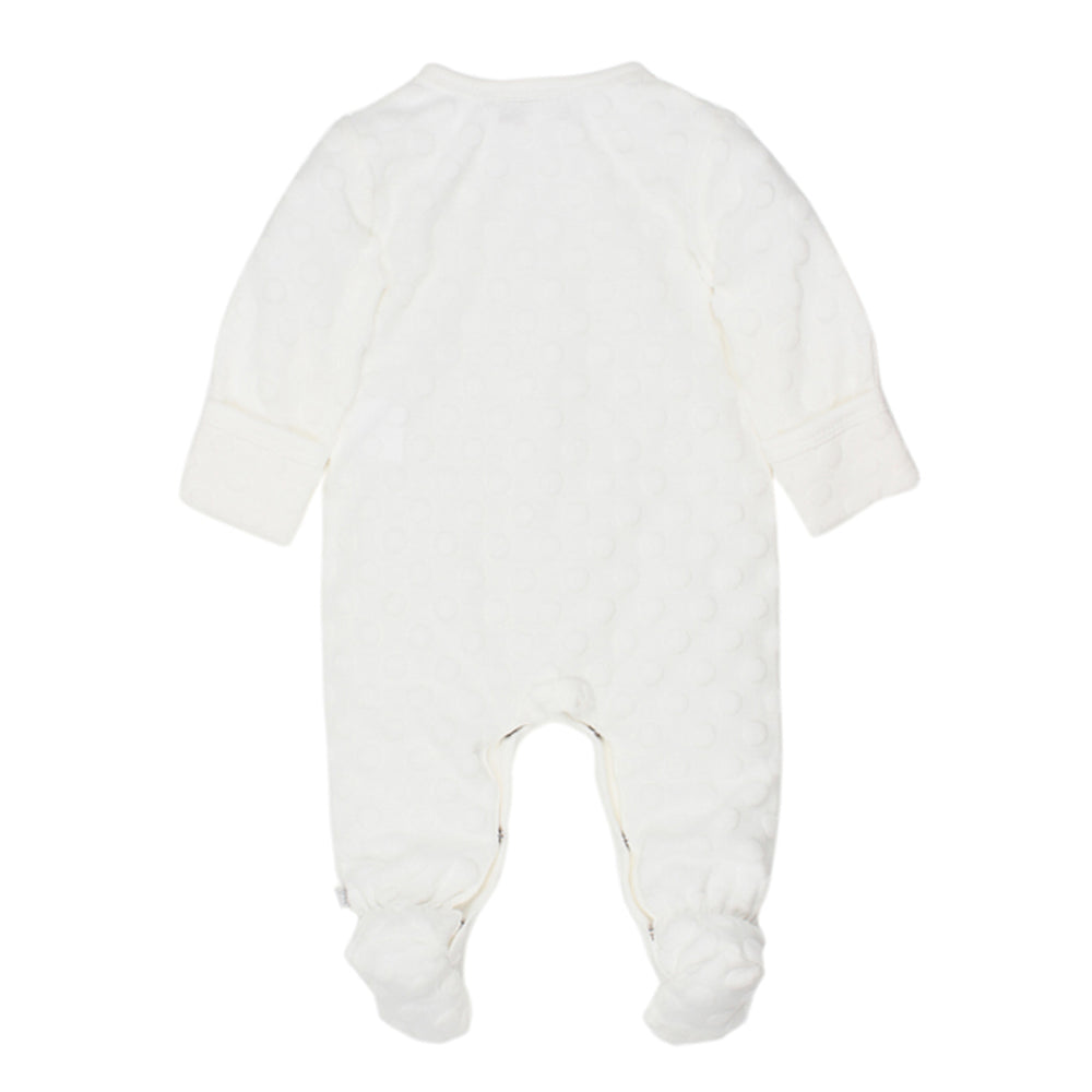Load image into Gallery viewer, SPOT LAYETTE ROMPER - CLOUD