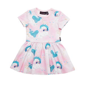 Load image into Gallery viewer, SPARKLE - BABY SS DRESS