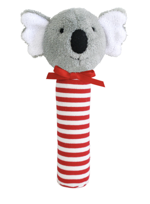 Load image into Gallery viewer, KOALA SQUEAKER - RED STRIPE