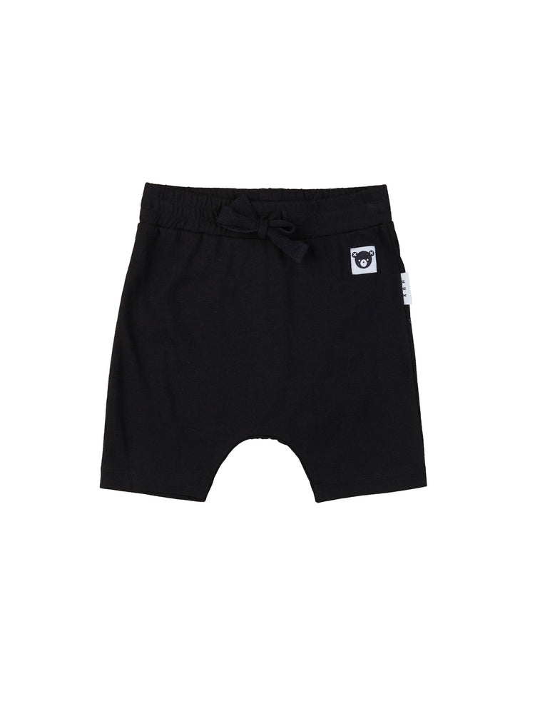 Load image into Gallery viewer, BLACK SHORTS - BLACK