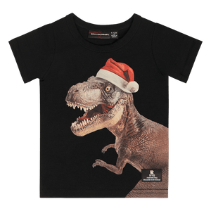 Load image into Gallery viewer, SANTA'S HELPER BABY T-SHIRT