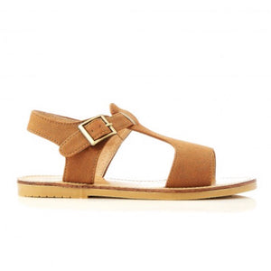 Walnut Melbourne | Racer Sandal | Tan
