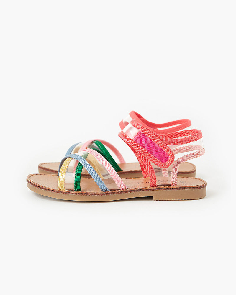 Load image into Gallery viewer, RINGO SANDAL - MULTI