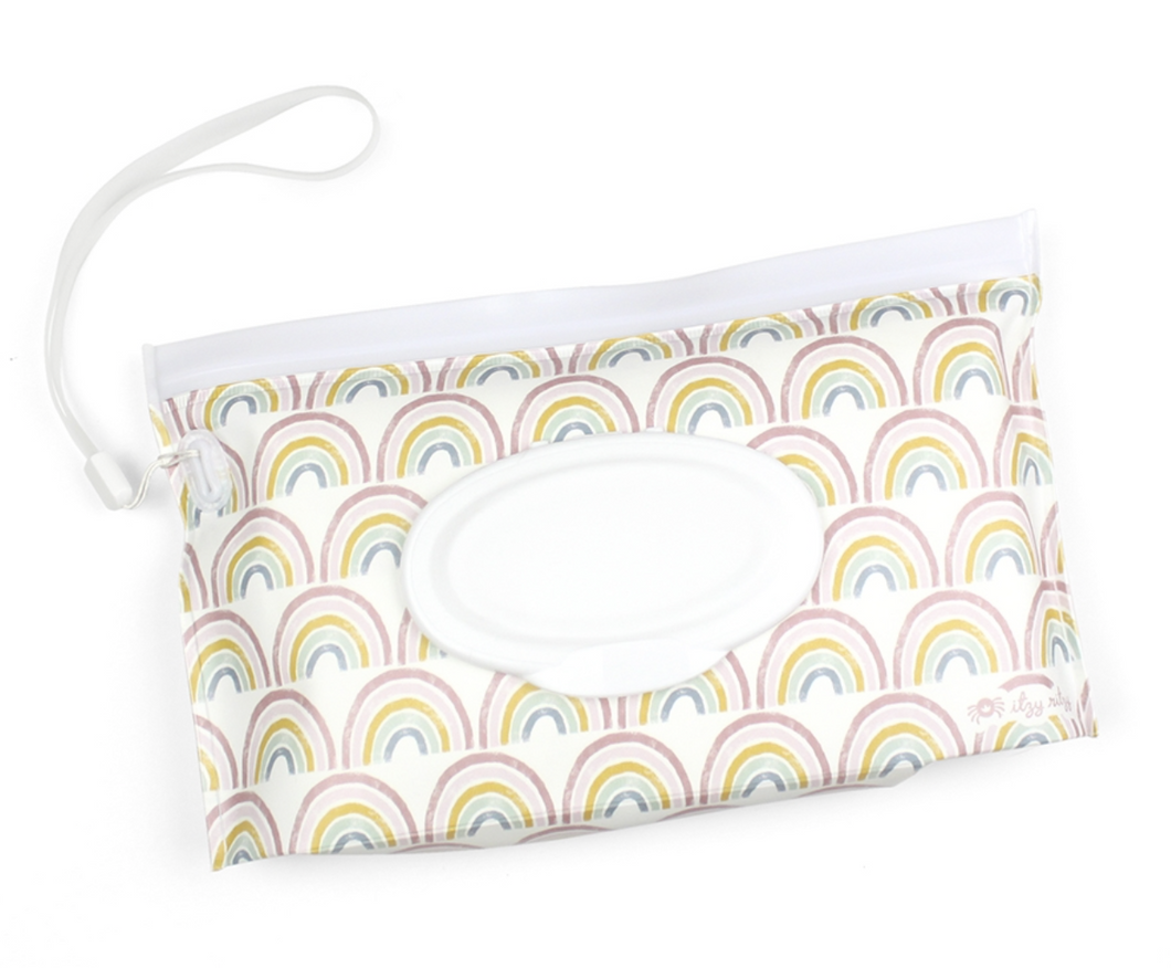 Rainbow Take & Travel Pouch