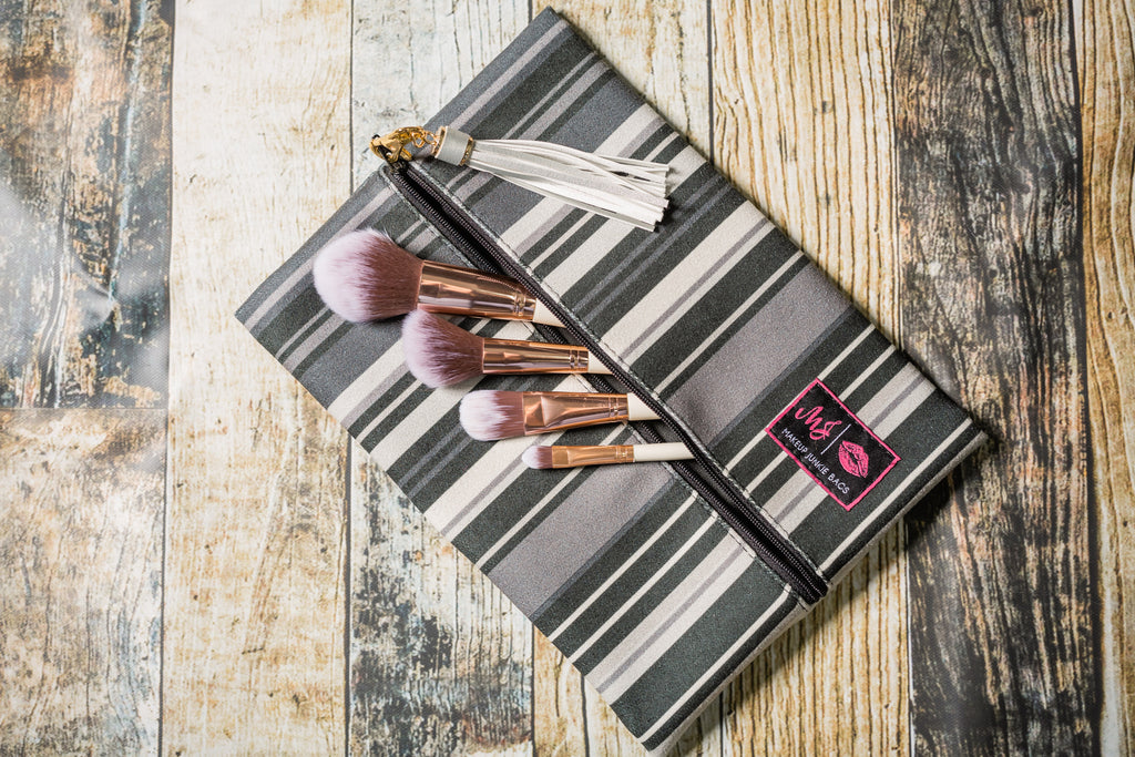 Soft Stripe MJ Bag