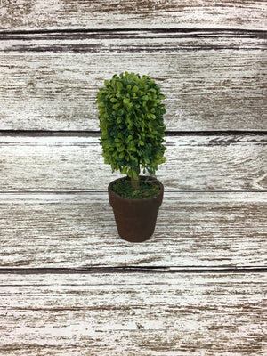 Artificial Rectangle Mini Boxwood