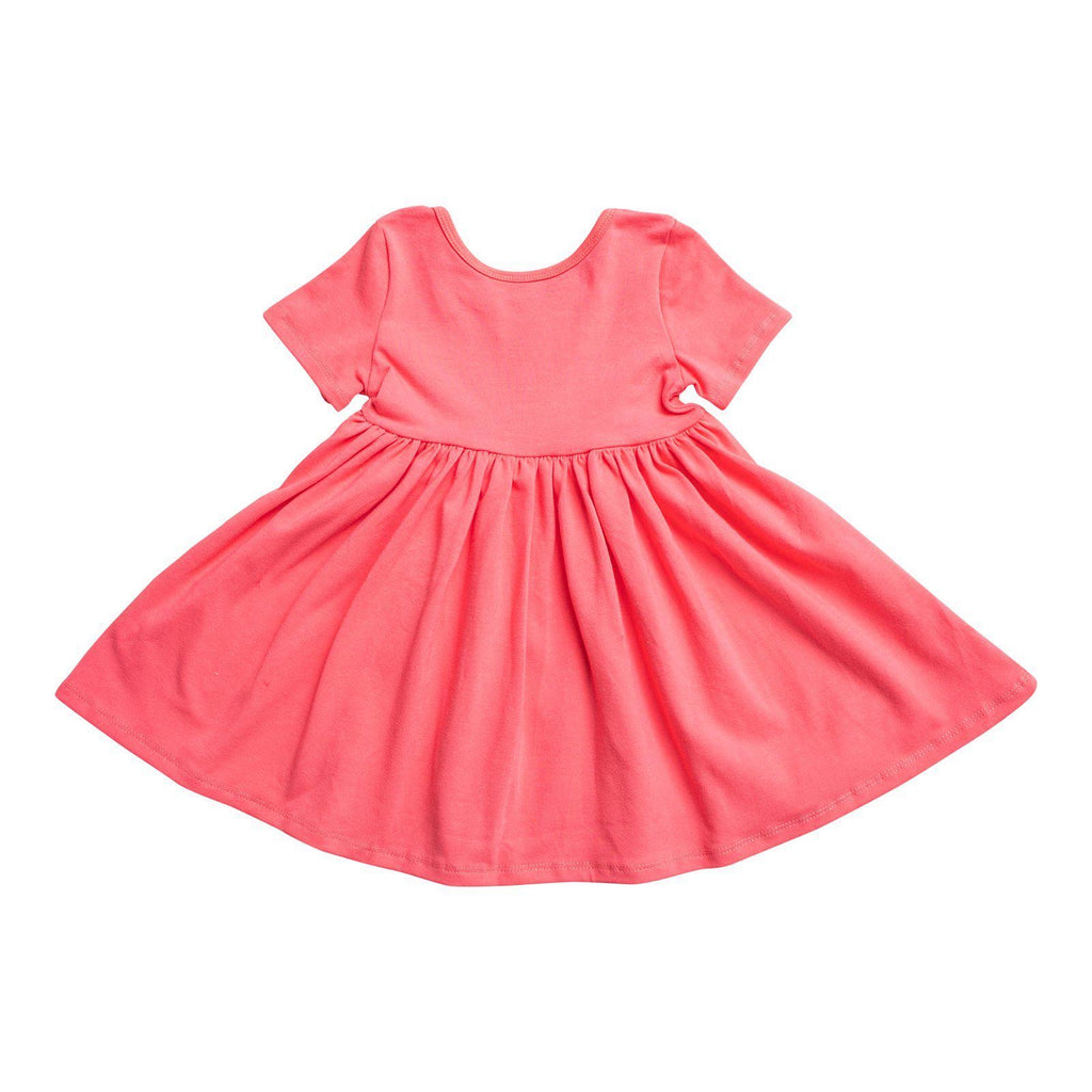 Coral Cutie Dress