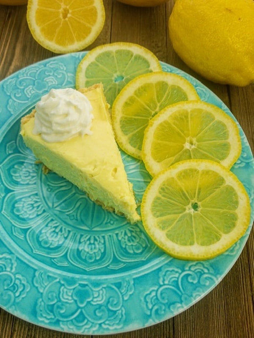 Lemon Ice Cheesecake Dip Mix