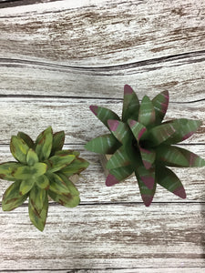 Metal Succulents