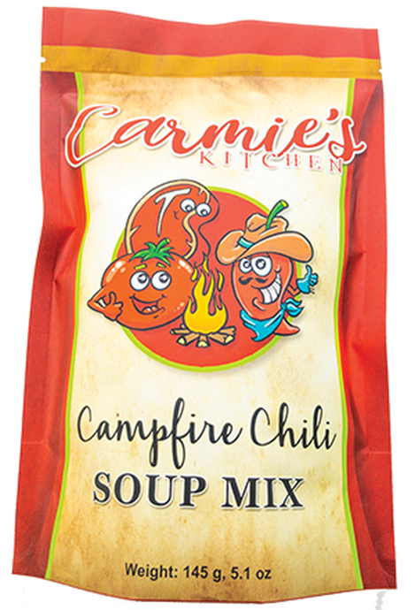 Campfire Chili Soup Mix