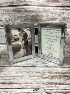 Wedding Announcement Frame