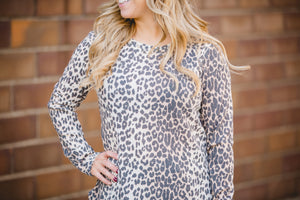 Brown Leopard Thermal