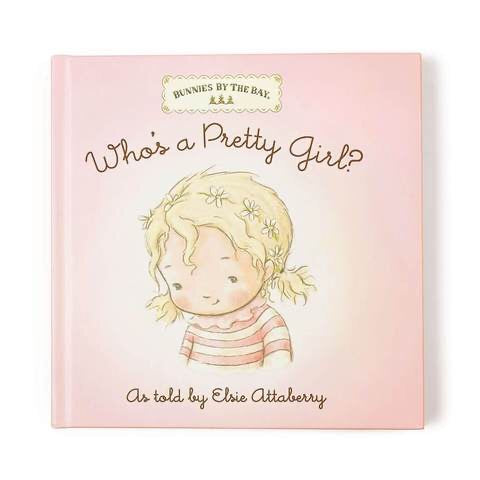 Who's a pretty girl book