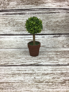 Artificial Ball Mini Boxwood