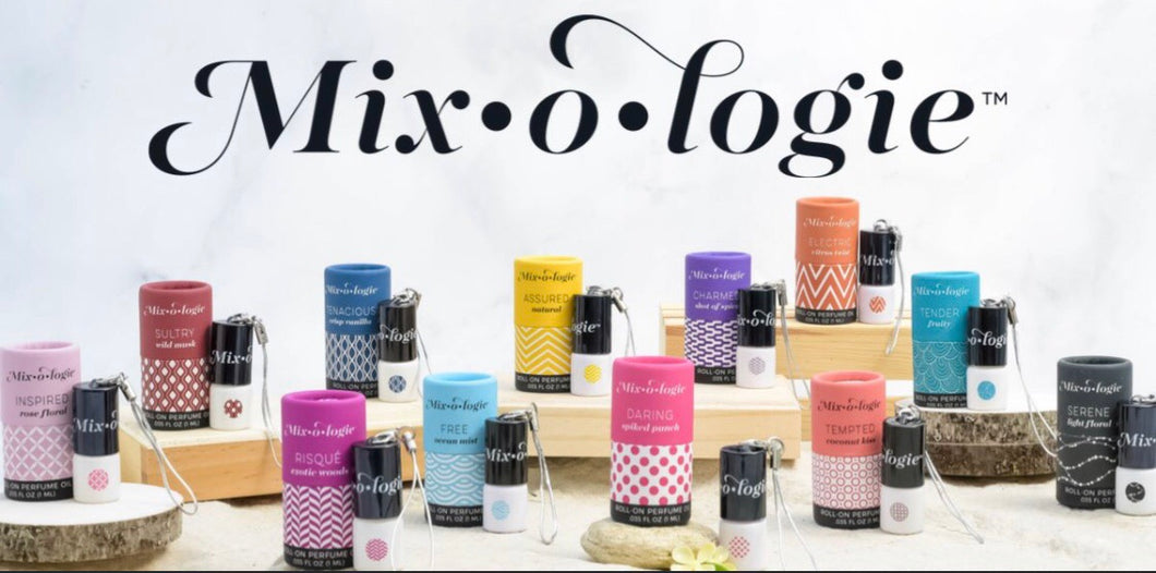 Mixologie Mini roll on perfume