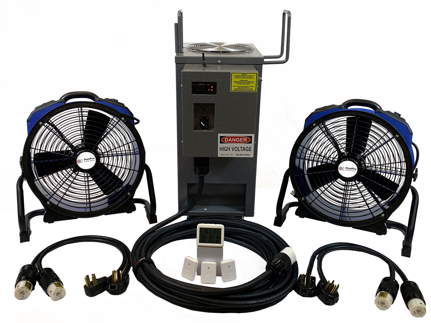 Bed Bug Heater Packages