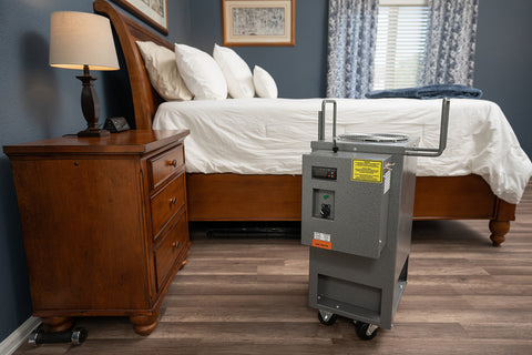 Electric Bed Bug Heater