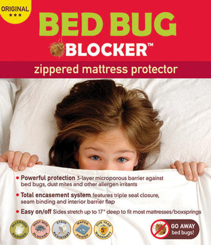Bed Bug mattress protectors work great to protect your expensive mattress. There is no such thing as a bed bug proof mattress.