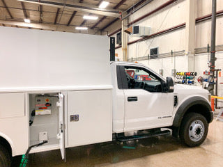 The Bed Bug Beast ™  4 Heater Truck