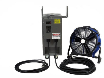 HOTEL Bed Bug Heater Package