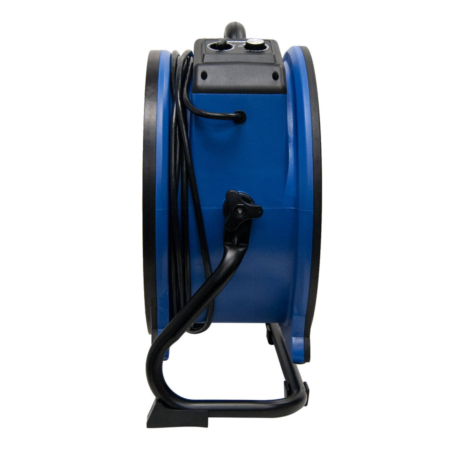 External Bed Bug Heater Air Movers