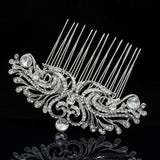 Rhinestone Crystal Wedding Bridal  Hairpins Hair Comb CO2262R - sepbridals
