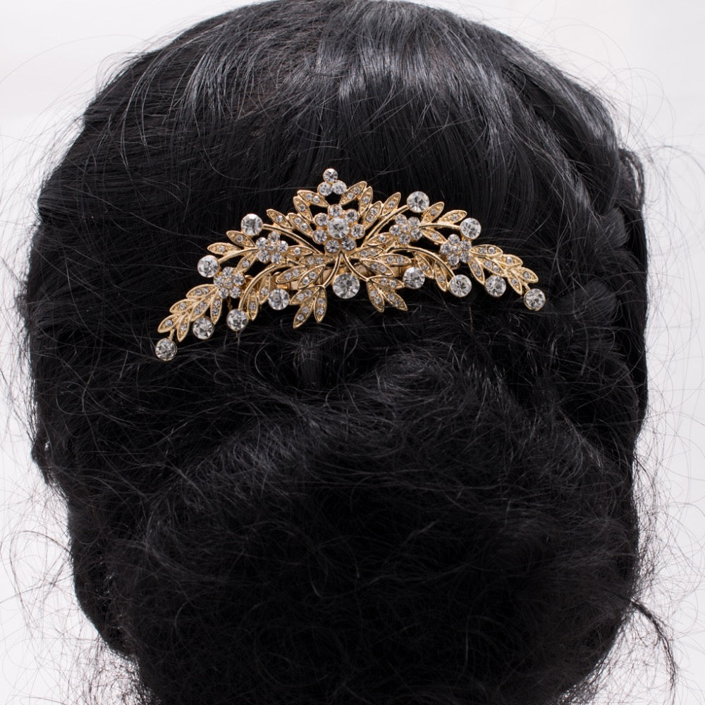 Rhinestone Crystal Wedding Bridal  Hairpins Hair Comb  FA5088 - sepbridals