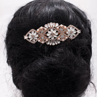 Rhinestone Crystal Wedding Bridal Hair Comb Accessories GT4391 - sepbridals