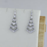 Cubic Zirconia  Earring Women Dangle Earrings  CE10358