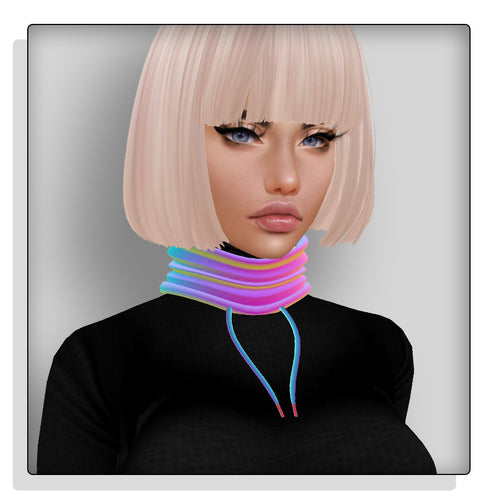 Legacy Turtle Neck Add-On Mesh