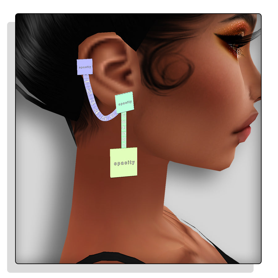 HD Opacity Earrings 1