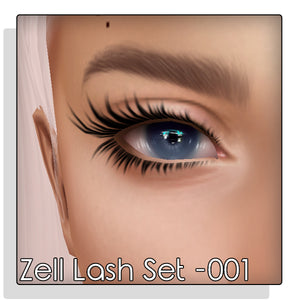 001 Lash Set for Zell