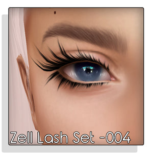 004 Lash Set for Zell