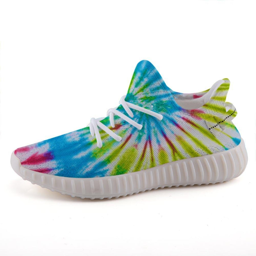 Shop Nixxle handmade apparel sneakers Shoes US 3 Men - US 5 Women (35 EU) Float 365 - Ashbury Tie Dye