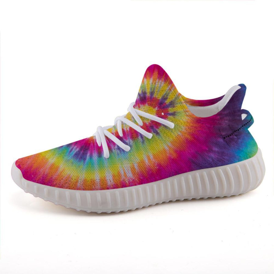Shop Nixxle handmade apparel sneakers Shoes US 3 Men - US 5 Women (35 EU) Float 365 - Bolinas Tie Dye