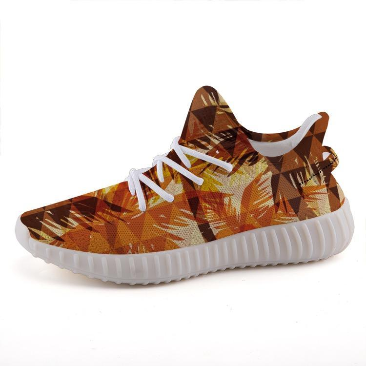 Shop Nixxle handmade apparel sneakers Shoes 35 Float 365 - Sunset Tropical
