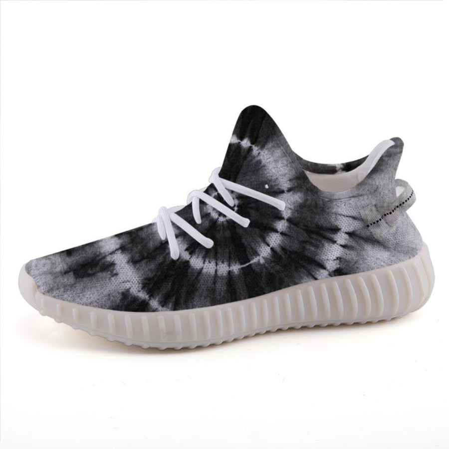 Shop Nixxle handmade apparel sneakers Shoes US 3 Men - US 5 Women (35 EU) Float 365 - The Dead Tie Dye