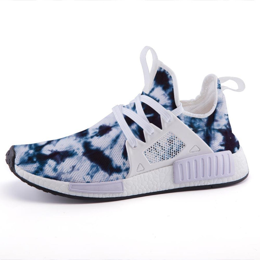 Shop Nixxle handmade apparel sneakers Shoes US 3 Men - US 5 Women (35 EU) Kinbaku - 69 Tie Dye
