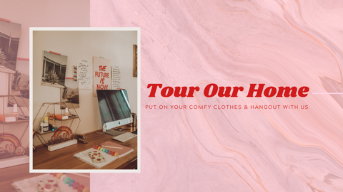 The Ultimate Home Tour with Kristen & Andrew