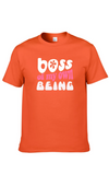 boss of my own being t-shirt