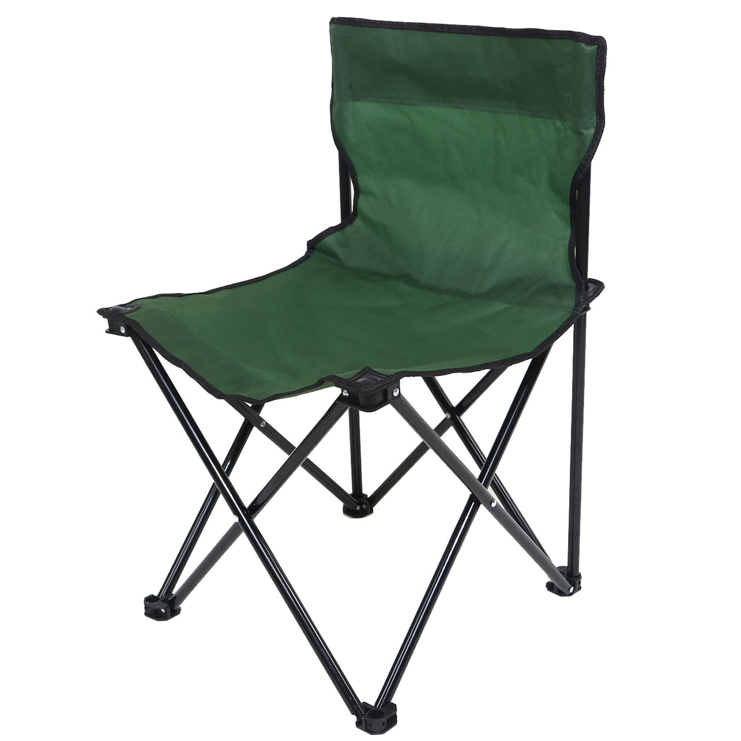 Jamohom Portable Folding Camping Chair Outdoor Heavy Duty
