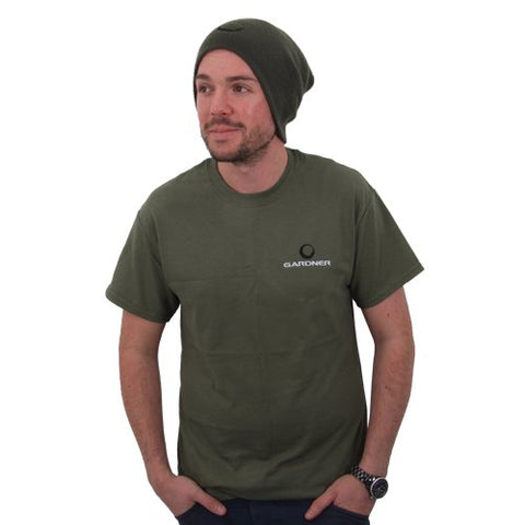 GARDNER T-SHIRT SMALL OLIVE