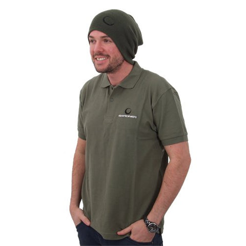 GARDNER POLO SHIRT LARGE OLIVE