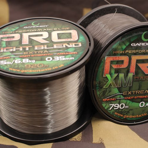 PRO  15Ib (6.8kg) LIGHT BLEND 0.35mm