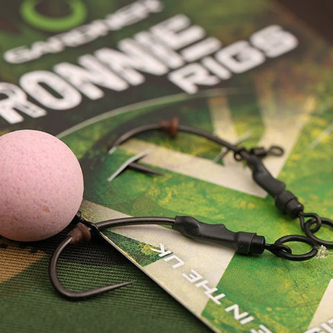 RONNIE RIGS SIZE 4 BARBLESS